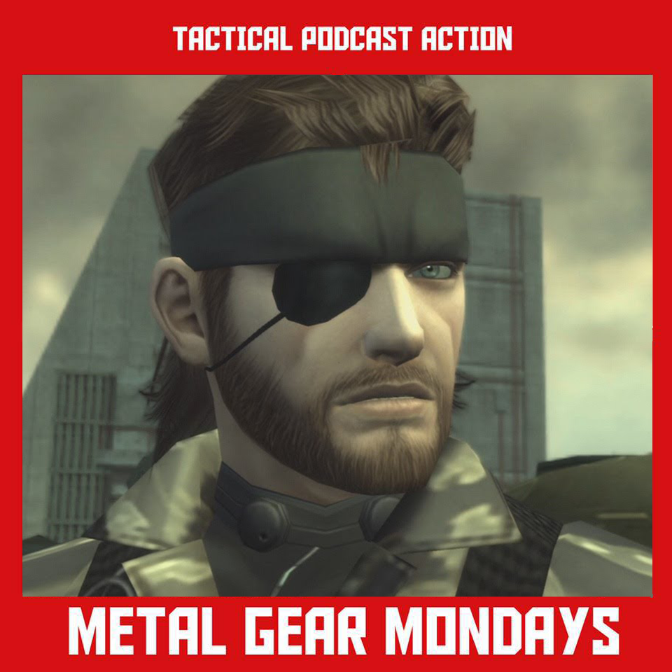 Season 04 Archives - Metal Gear Mondays